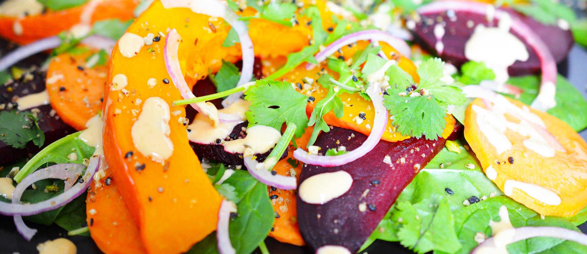 Salade bandeau web