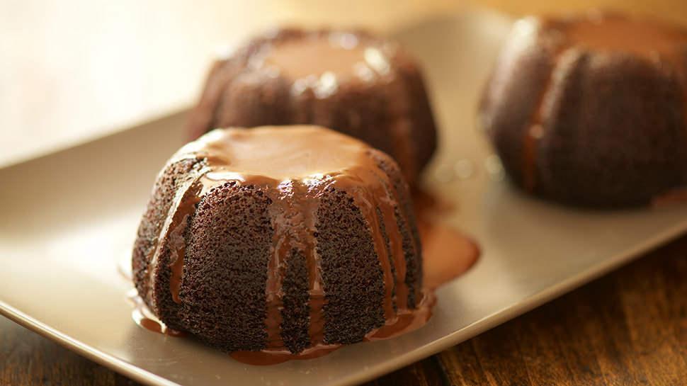 Bundt cakes rectangle