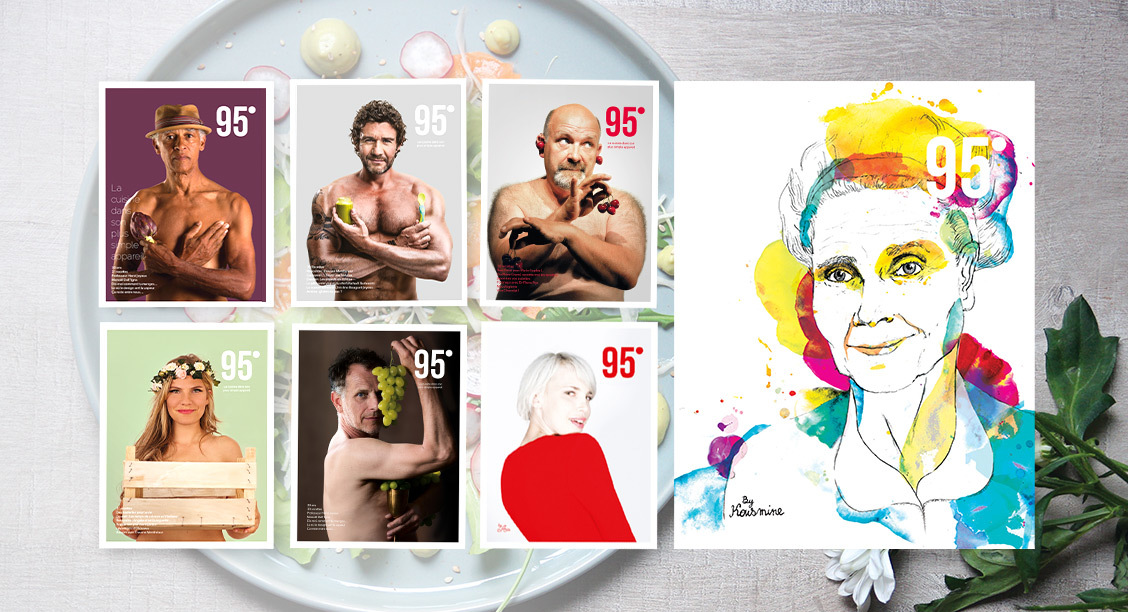 magazines 95°