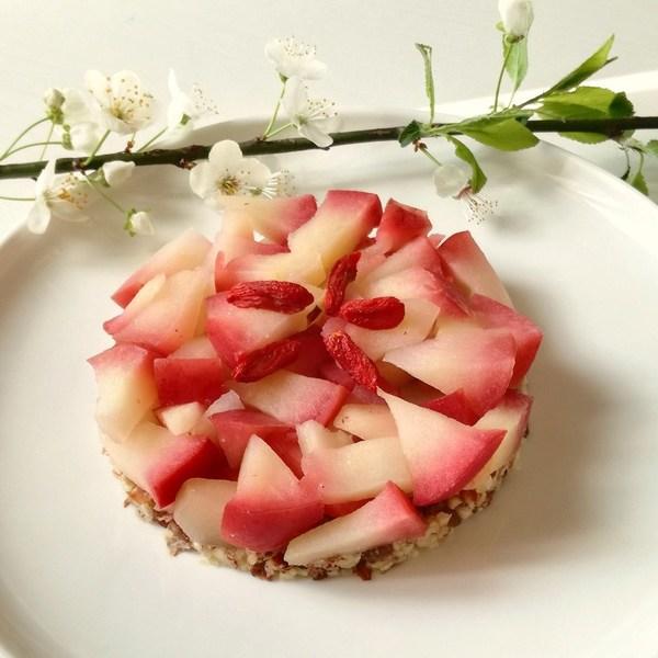 Tarte rosacae