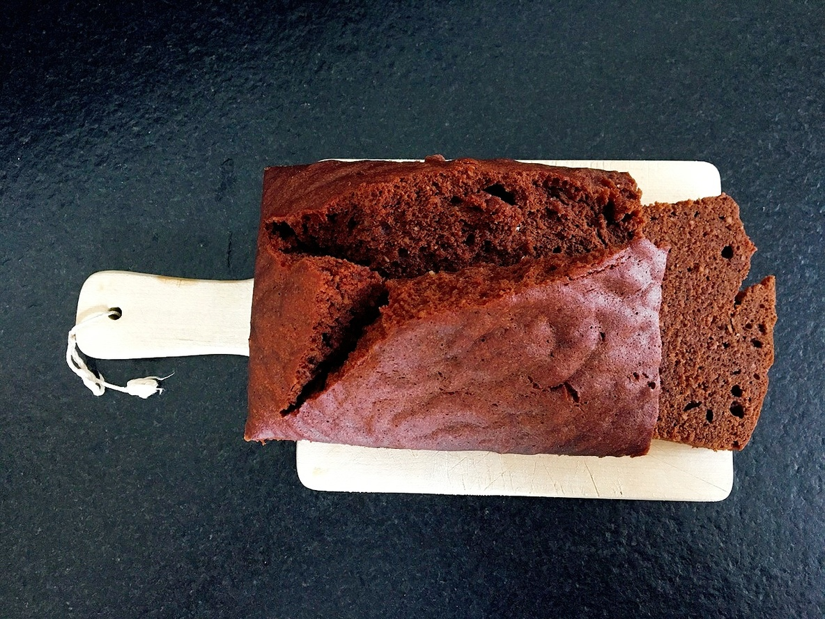 Moelleux au chocolat %28 de notre enfance  clin d'oleil papy brossard%29