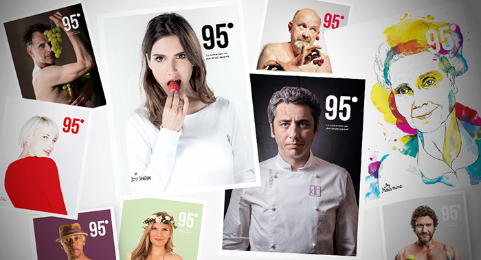 Les magazines 95 degrés