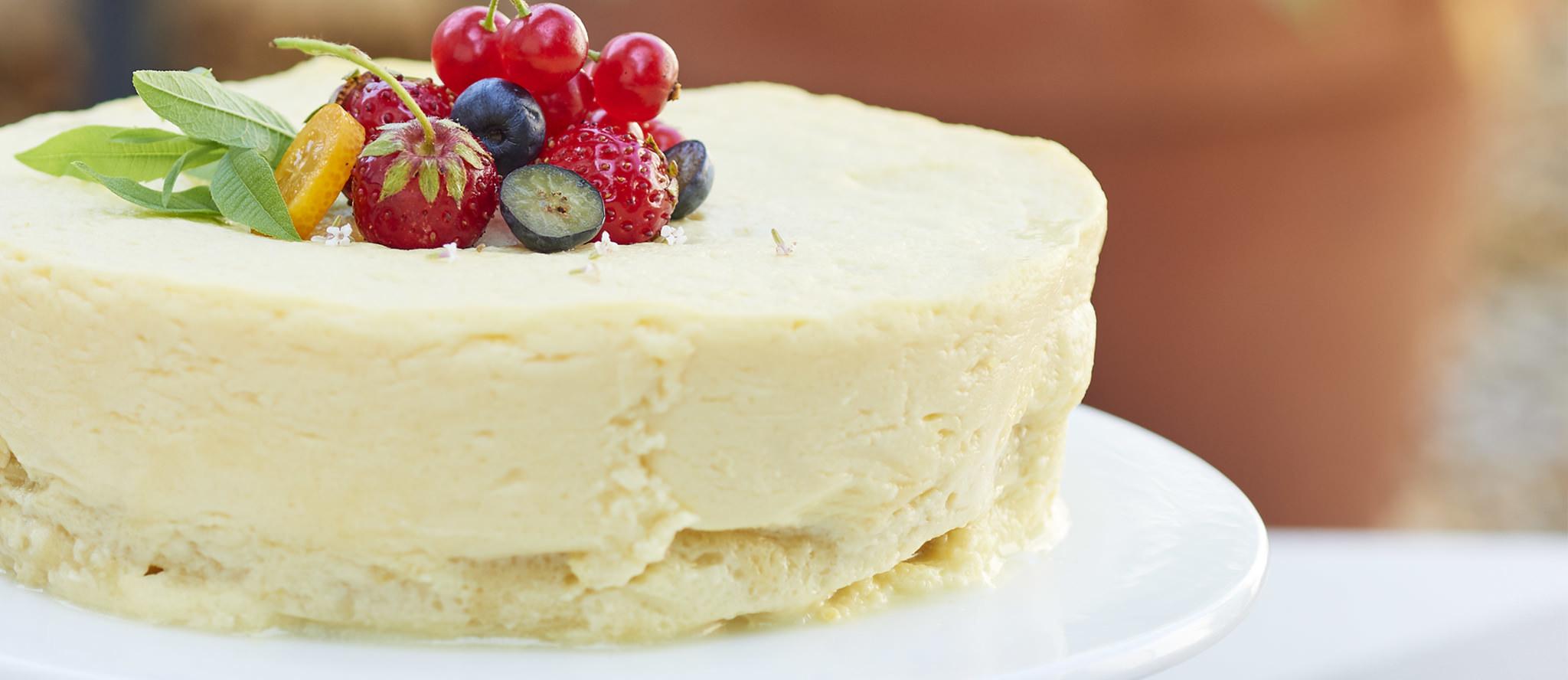 bandeau cheesecake