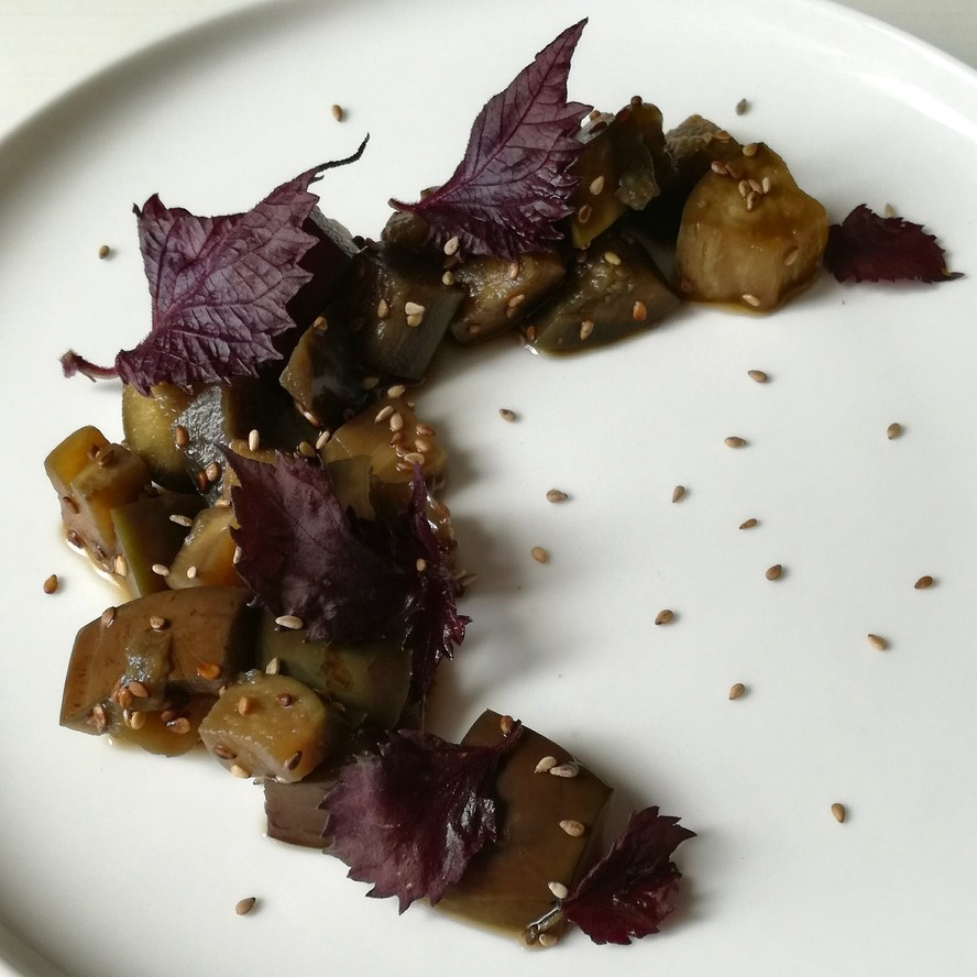Aubergine japonaise