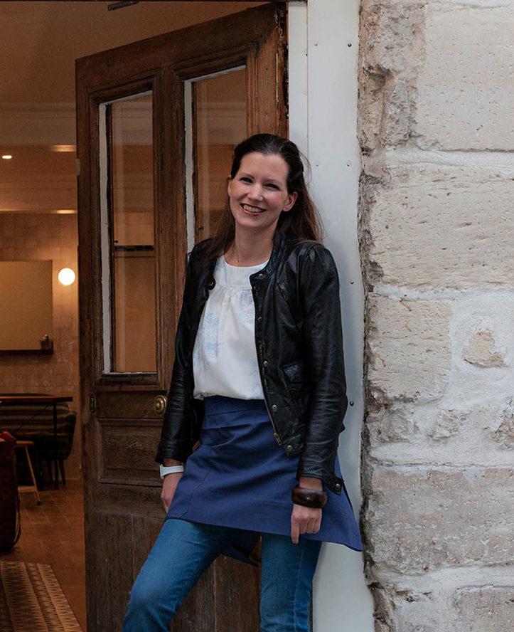 Le Café Pinson - Agathe Audouze