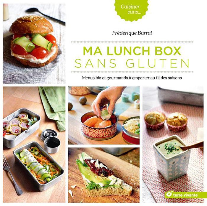 Ma lunch box sans gluten