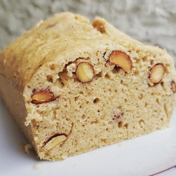 Cake supra simple aux amandes vitaliseur