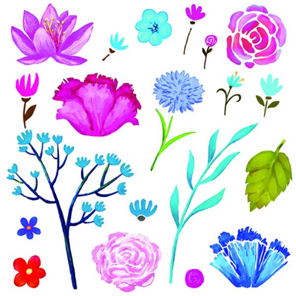 Fleurs dessin