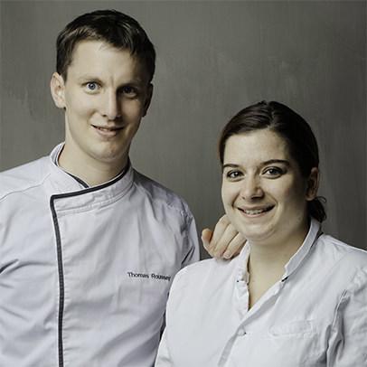 Emilie et thomas rousset portrait