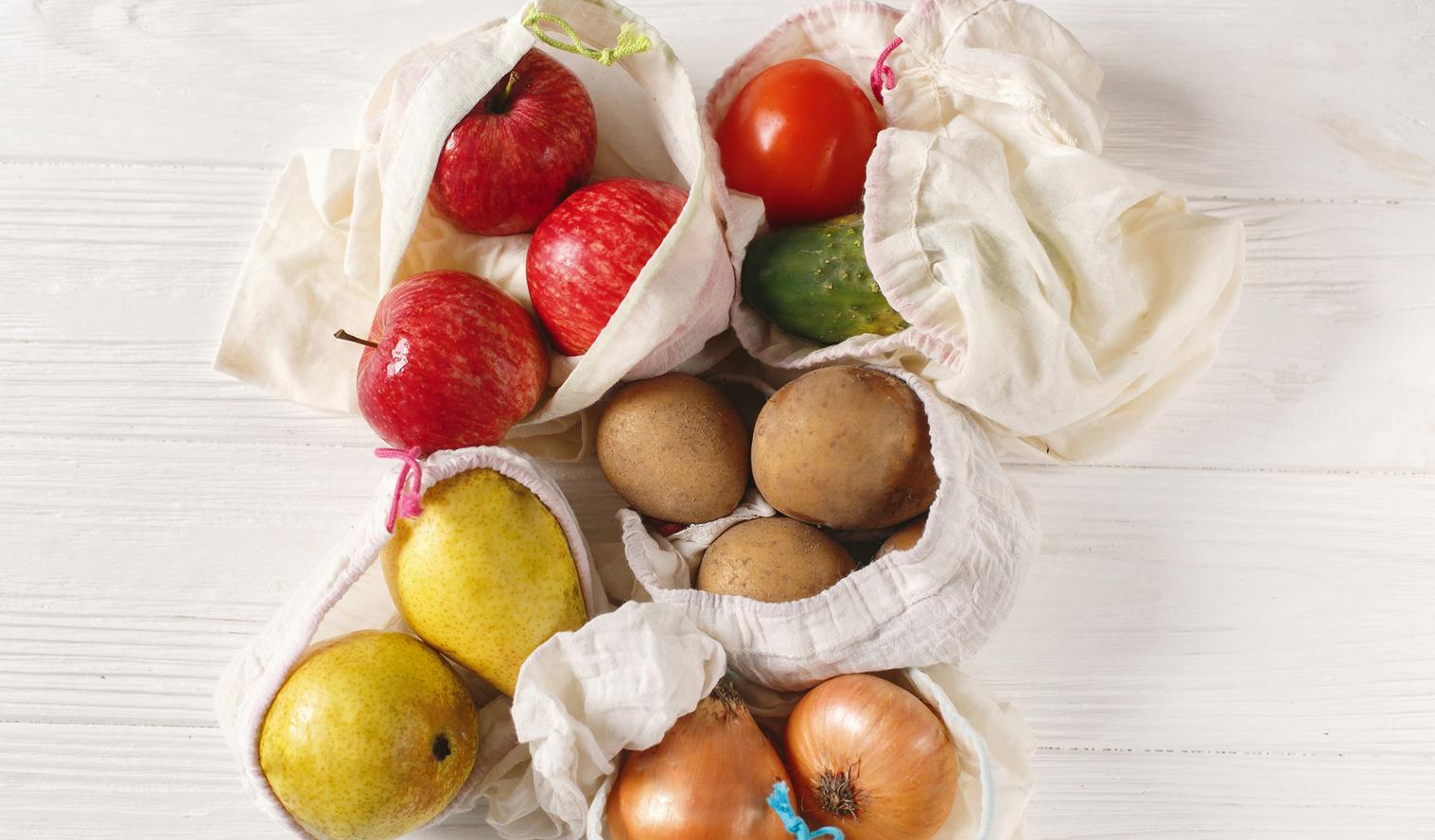 Legumes zero dechet