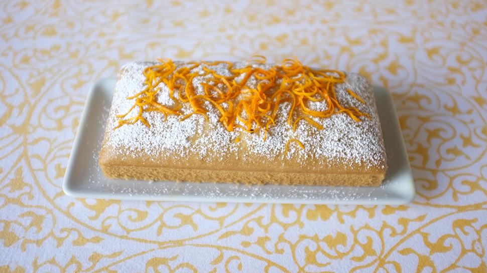 Cake orange 970