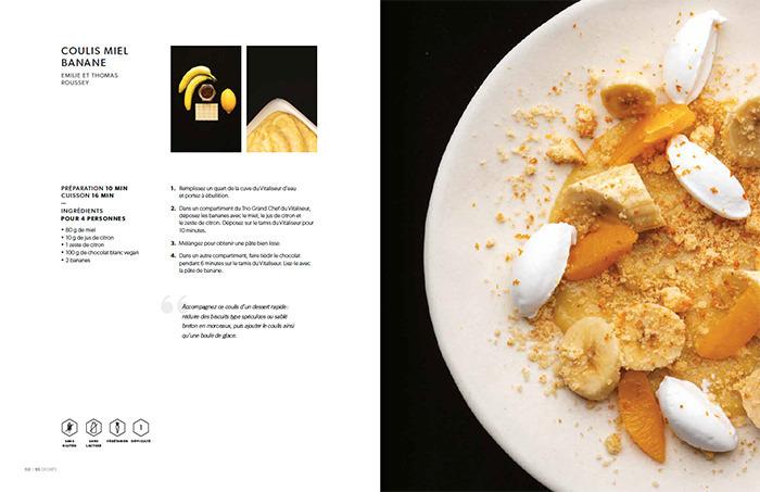 recette dessert sauces chef