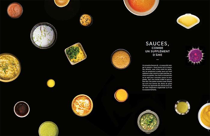 dossier sauces cuisine
