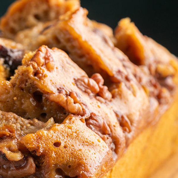 Cake chataigne miel