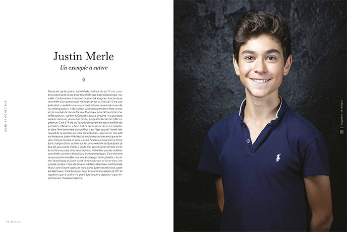 Justin Merle