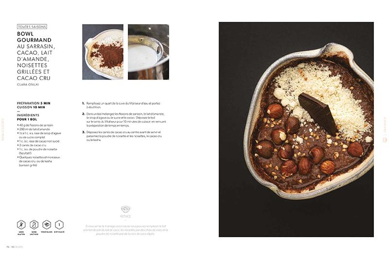 chocolat bowl