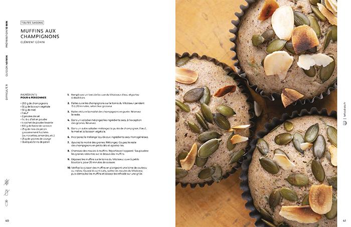 muffin champignons