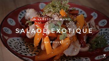 Salade exotique 95degres