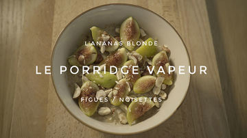 Ananas blond   porridge 95degres