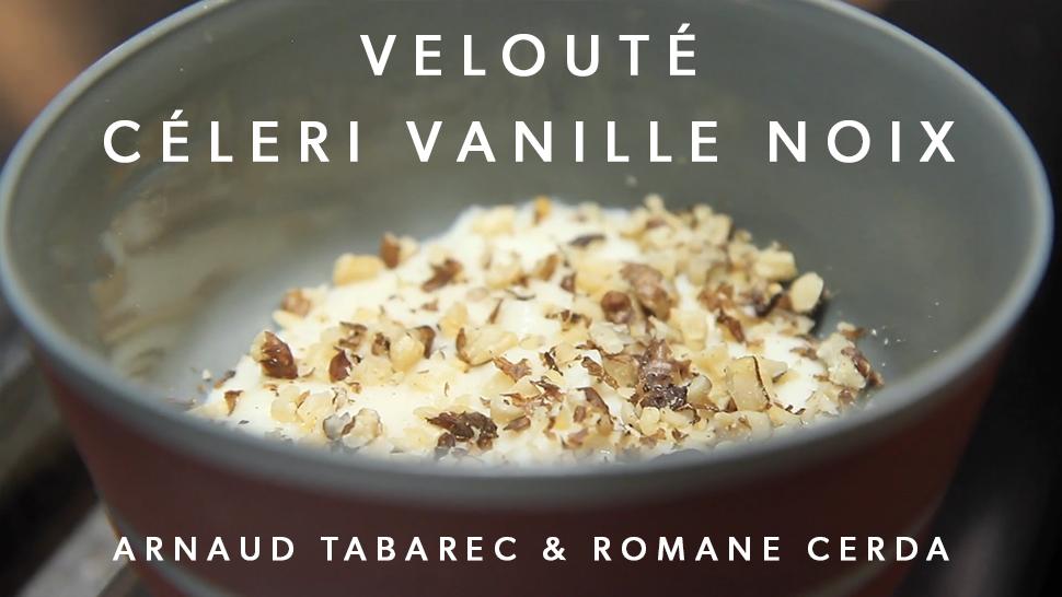 Velout%c3%a9 vanille c%c3%a9leri noix   tabarec et romane serda